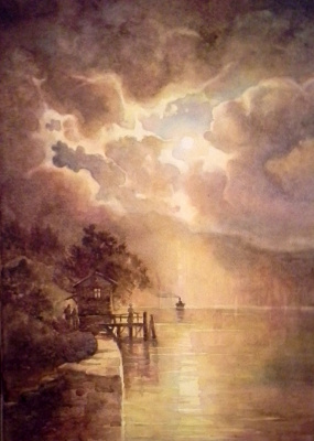 Alexey Yuryevich Maslov. The storm