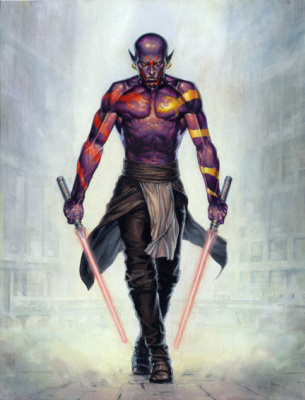 Yogino Giordano. The demon