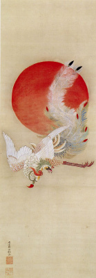 Ито Дзякутю. Феникс и солнце