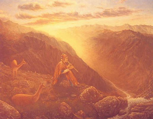 Умберто Чау. Песня в Андах