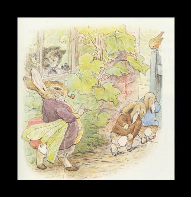 Бенджамин и Кролик Питер Банни. Сказка о кролике Питере 45