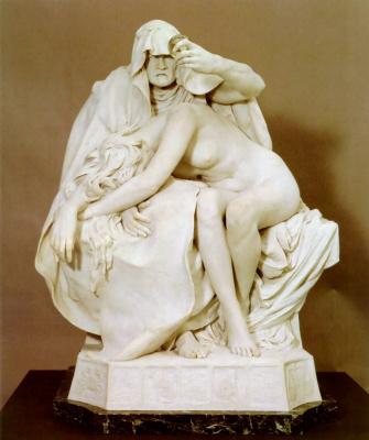 Генри Альфред Пеграм. Скульптура