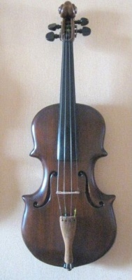 Sergey Khristoforovich Arnaut. Violin