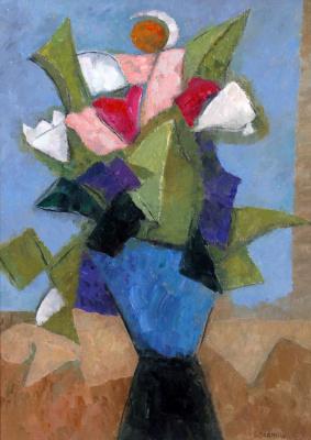 Leonid Alekseevich Glandin. Bouquet
