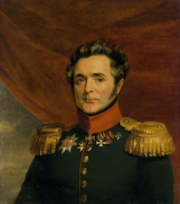 George Dow. Portrait of Alexander Pavlovich Aledinsky