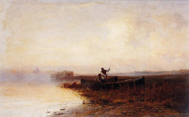 Фёдор Александрович Васильев. Рыбаки