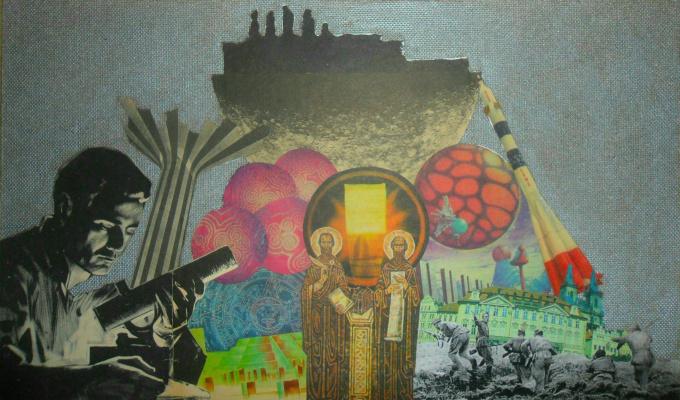 Савва Русов. Открытие