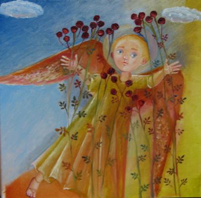 Olga Gennadievna Kravtsova-Motspan. The Keeper of the roses.