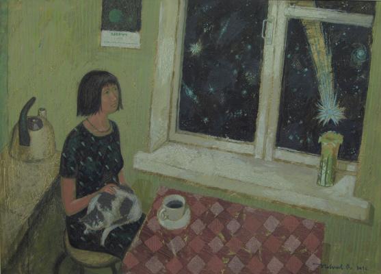 Victor Anatolyevich Novikov. In the corner of the Universe
