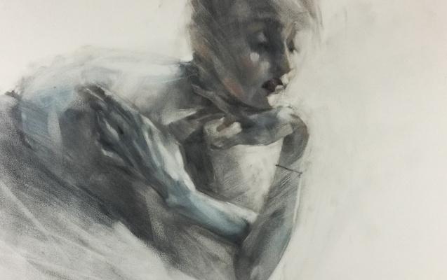 Алишер  Кушаков. Лебедь 2