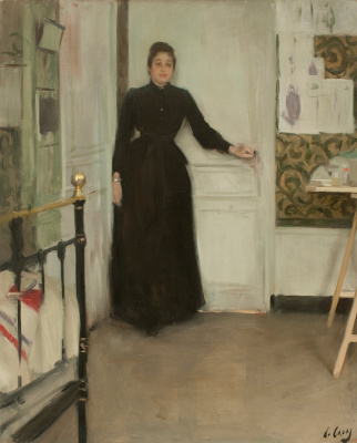 Ramon Casas i Carbó. Interior