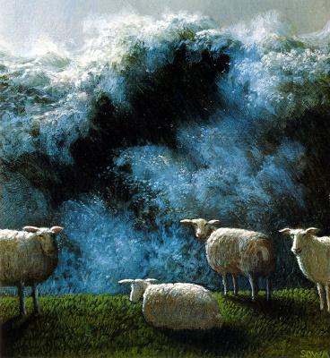 Михаэль Сова. Большая весенняя волна