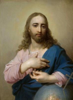 Vladimir Borovikovsky. Christ is the sphere