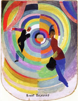 Robert Delaunay. Political Drama