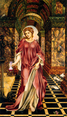 Evelyn de (nee Pickering) Morgan. Medea