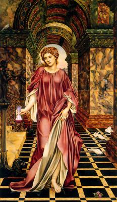 Evelyn de (nee Pickering) Morgan. Medea