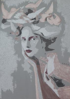 Catherine Slyunin. Geisha
