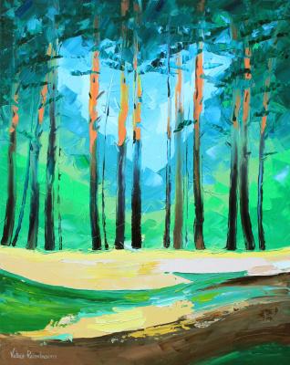 Виктория Разнатовская. Прозрачный лес
