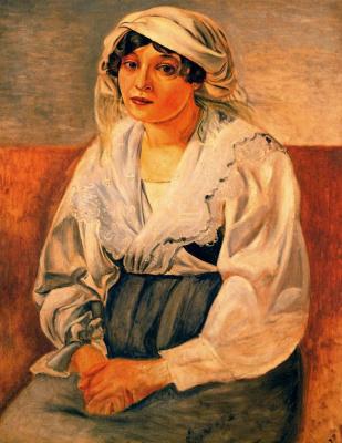 Andre Derain. Italian girl