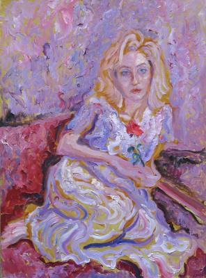 Alexey Vladimirovich Konstantinov. Lana Yermolayeva