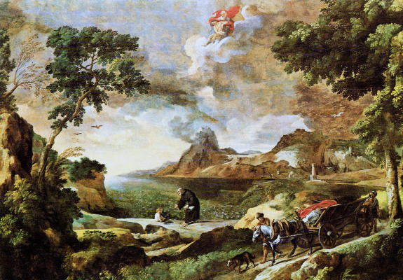 Гаспар Дюге. Пейзаж