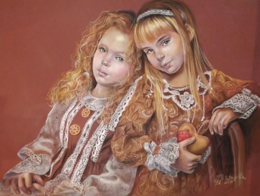 Татьяна Ивановна Устьянцева. Сёстры