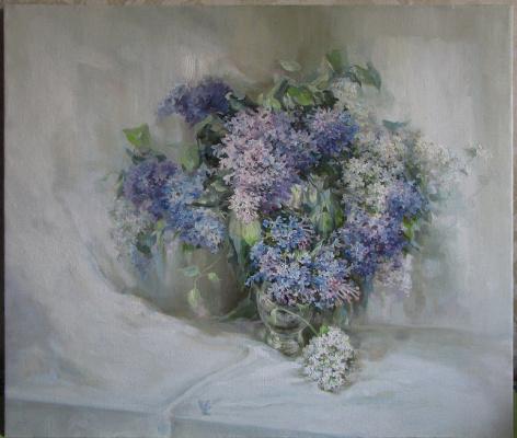 Svetlana Anatolyevna Dodu. Lilac
