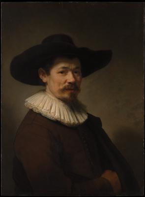 Rembrandt Harmenszoon van Rijn. Herman Doomer