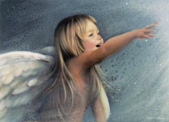Нэнси Ноэль. Ангел чуда