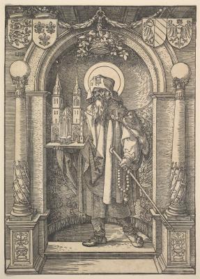 Albrecht Durer. Holy Sebald