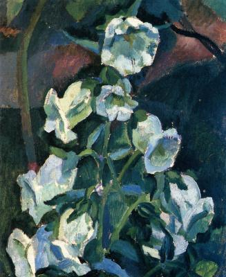 Robert Delaunay. Flowers