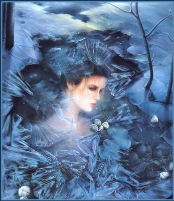 Ависс Жан Поль. Дворец во льду