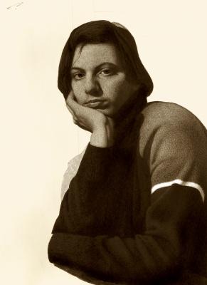 Николай Николаевич Седнин. Портрет художника