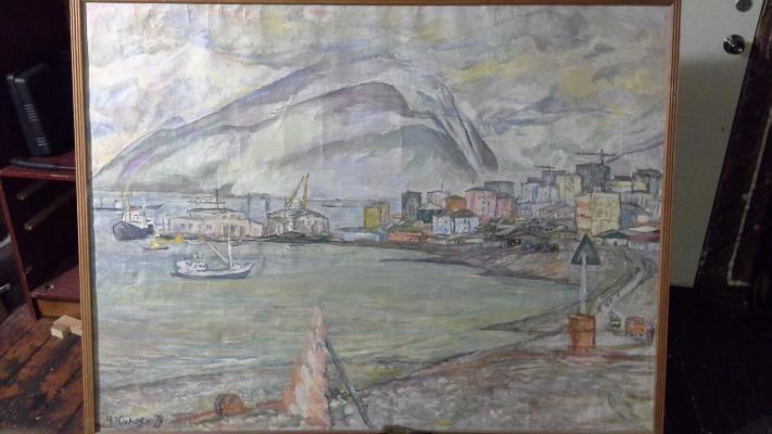 М.А.1931г Канаян. Провидение