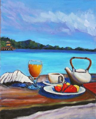 Андрей Горба. Breakfast