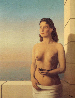 René Magritte. Freedom of mind