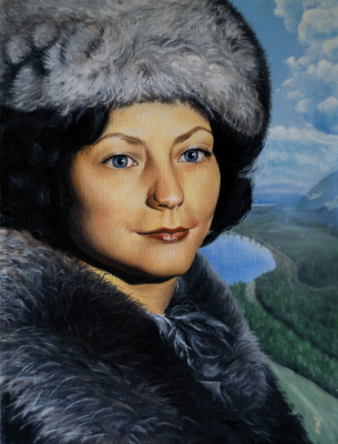 Вячеслав Юрьевич Шайнуров. Anna