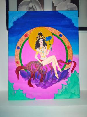 Гузель Демир. Богиня