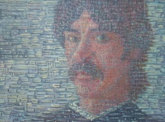 Вячеслав Коренев. Self-portrait