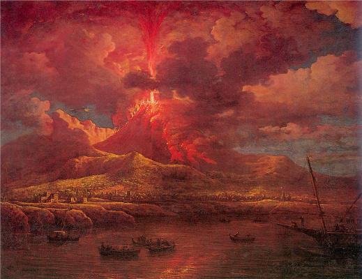Уильям Марлоу. Огненное небо