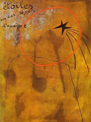 Хоан (Жоан) Миро. Звезды в улитке
