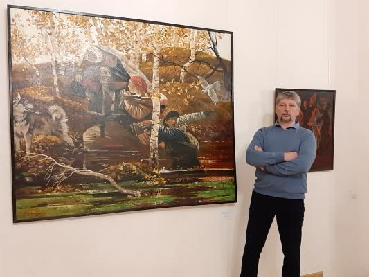 Alexander Sergeevich Krivonos. Anxiety