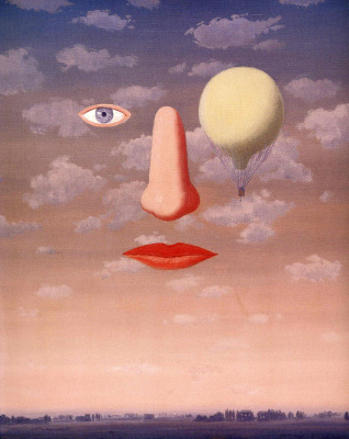 Рене Магритт. Прекрасные отношения