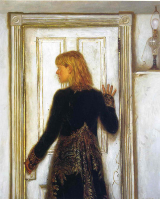 Jamie Wyeth. Other voices