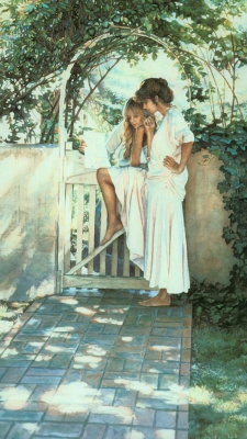 Steve Hanks. Reading