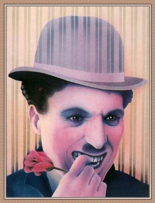 Кен Розенберг. Чаплин