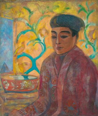 Pavel Varfolomeevich Kuznetsov. Kyrgyz boy