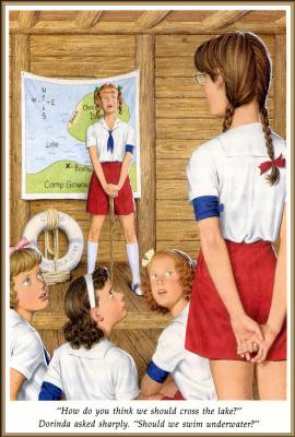 Ник Баскет. Американская девочка Молли. Пятая книга о Молли 06
