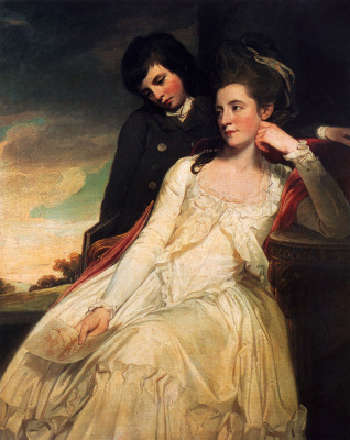 George Romney. The Duchess Of Gordon