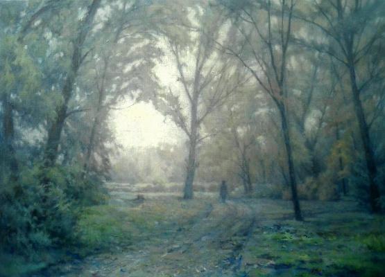 Александр Владимирович Кусенко. Fog